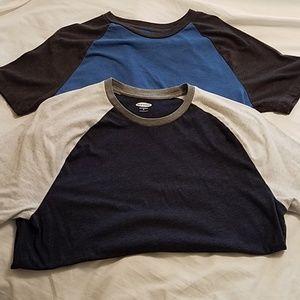 old navy and arizona jeans